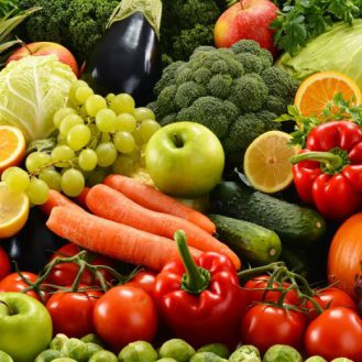 Как выглядели фрукты и овощи до того, как люди начали их выращивать