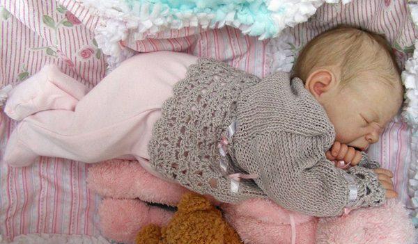Куклы Реборн — почти настоящие младенцы