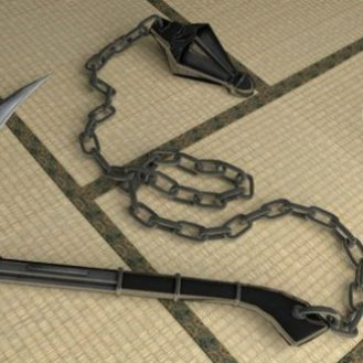 Кусаригама - необычное убийственное оборонное оружие