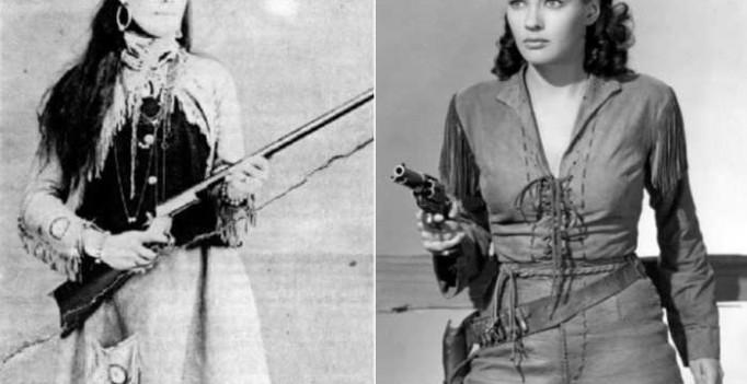Легенда Дикого Запада Джейн-катастрофа. девушка, которая переодевалась мужчиной ради поиска приключений