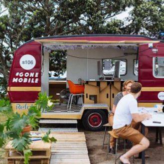 Мобильные офисы смена места деятельности есть отдых