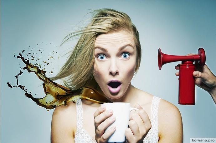 Почему иногда от кофе хочется спать?