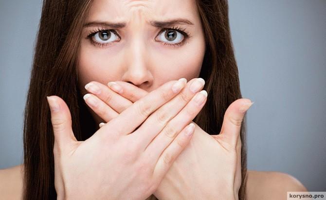 Причины «несвежего» дыхания, о которых вы не знали