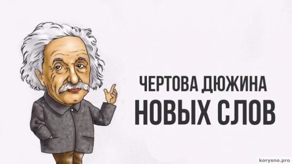 """Сборник """"Новых"""" слов в лексикон"""
