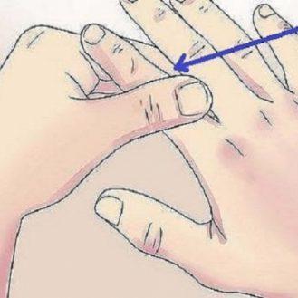 Нажмите этот пункт Вашего пальца на 60 секунд… Что происходит после этого абсолютно Удивительно!