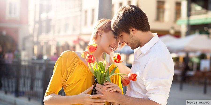Почему мужчины разучились ухаживать за женщинами