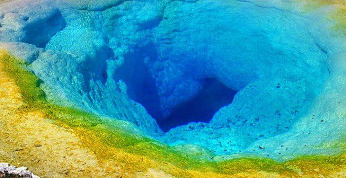 озеро в котором меняется цвет воды