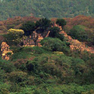 подросток обнаружил затерянный город майя с помощью Google Earth