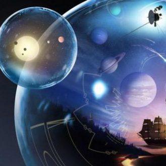 Планета начала жить в другом измерении!