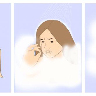 10 ошибок, которые большинство допускают во время приема душа