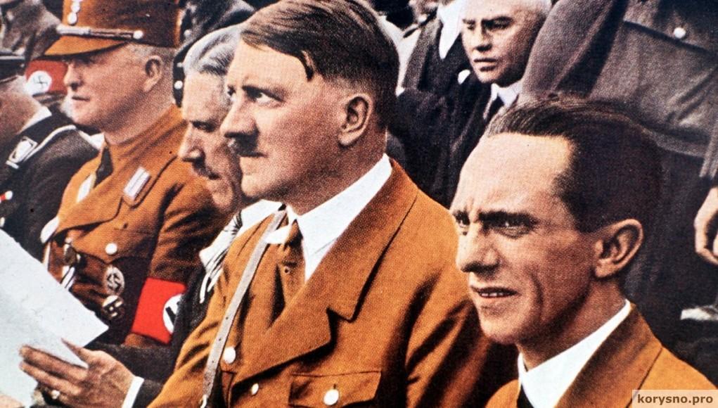 «Тесные контакт»: Какие известные мировые бренды сотрудничали с фашистами?