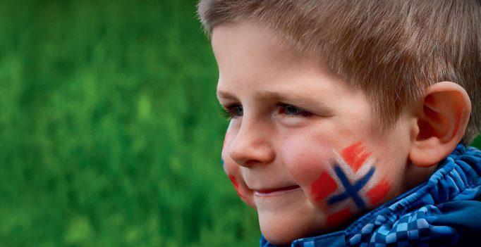 Как воспитывают детей в Норвегии