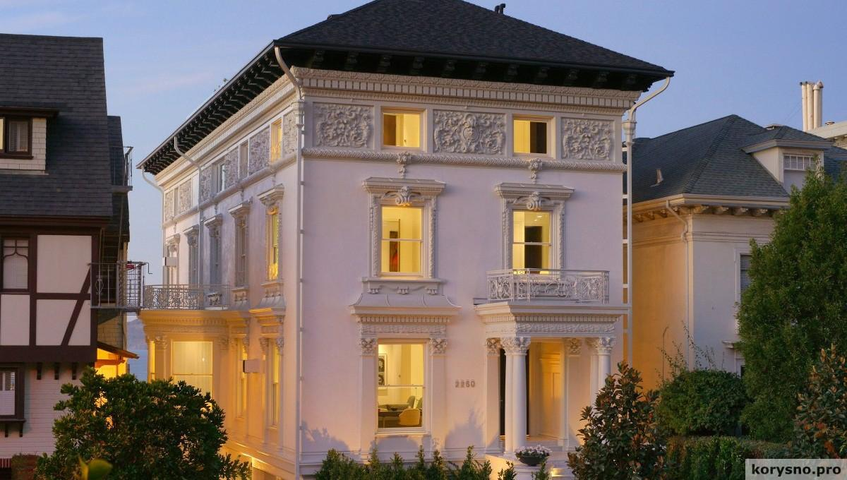 Зайдите внутрь самого дорогого дома в Сан-Франциско! Он стоит $28 миллионов!