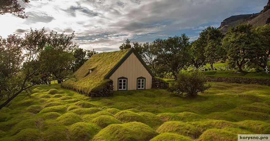 10 жилых скандинавских домов, доказывающих, что в жизни всегда есть место для сказки