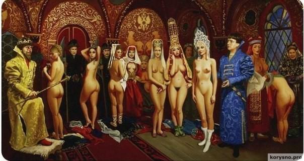 Необычные сексуальные причуды Великих исторических личностей