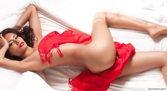фото секс во время месячных