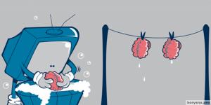 Отказ от телевизора — признак разумности и осознанности