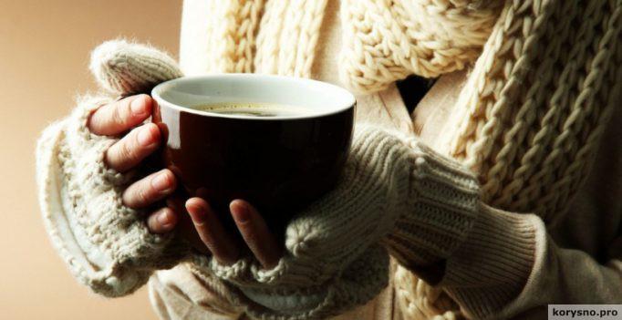 Почему ни в коем случае нельзя пить очень горячие чай и кофе!!