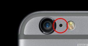Знаешь ли ты, зачем в iPhone нужно это отверстие между вспышкой и камерой?