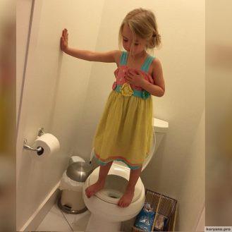 Мама думала, что ее дочь просто дурачится. Но правда оказалась просто шокирующей...