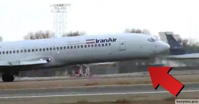 То, что сделал пилот этого самолета, заслуживает высшей награды...