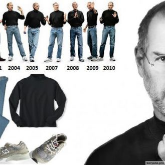 Почему миллионеры носят одну и ту же одежду каждый день?