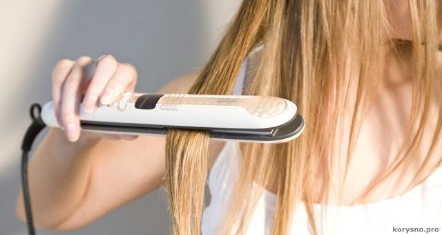 Всю жизнь ты пользовалась утюжком для волос неправильно! Раскрываем все секреты…