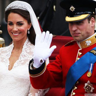 Обычные люди, вступившие в брак с королевскими особами