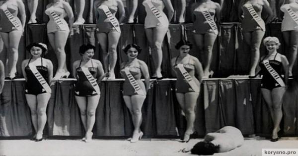 20 исторических фотографий, увидев которые, Вы потеряете дар речи