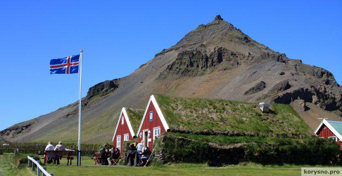 Исландия: 30 любопытных фактов о стране