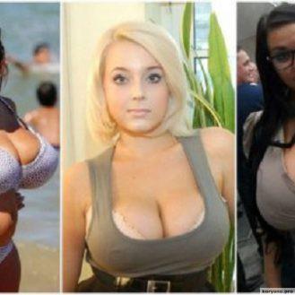 25 девушек, которым очень тяжело смотреть в глаза