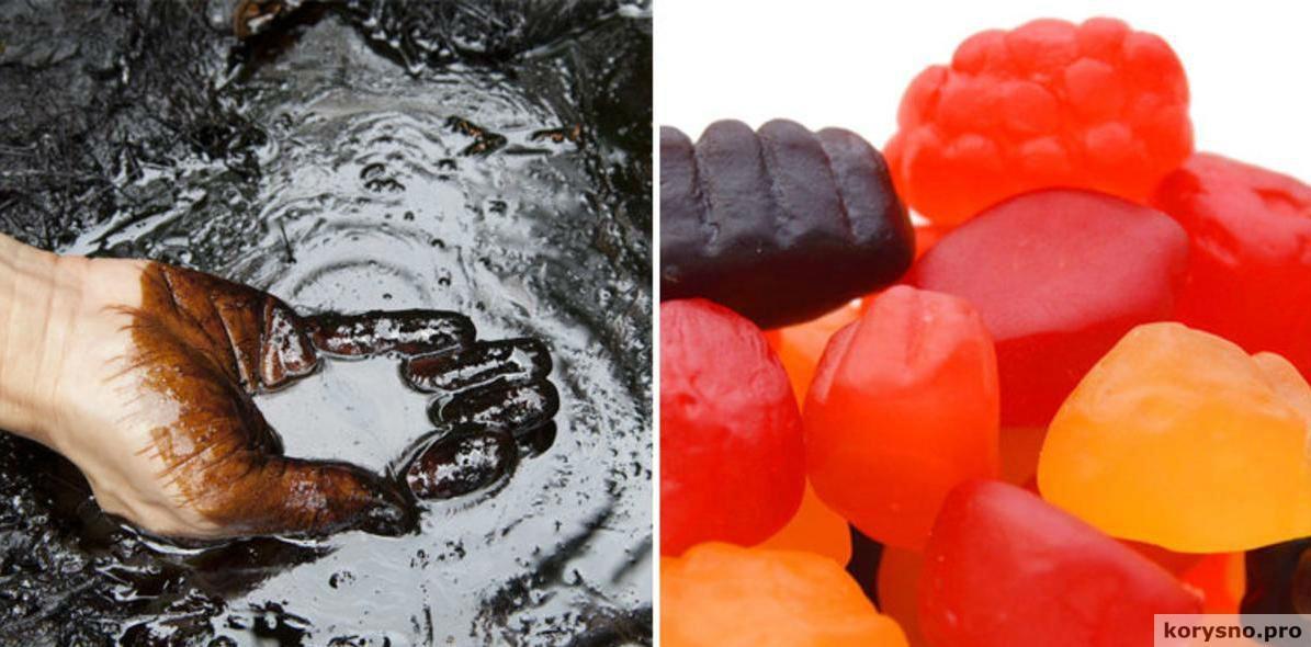 Вот 5 детских «вкусняшек», которые провоцируют рак и содержат нефть!
