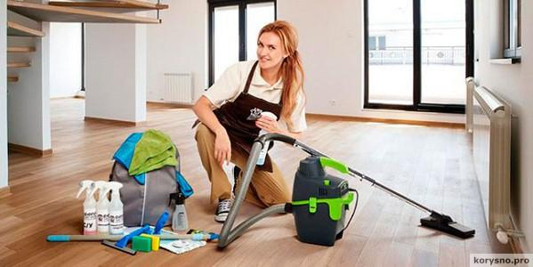 6 советов по уборке квартиры за минимальное время!