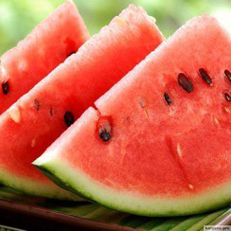 9 причин каждый день съедать хотя бы ломтик арбуза
