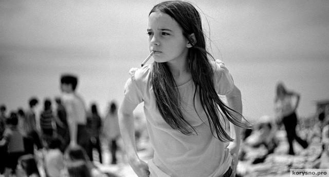 Фотограф Джозеф Сабо портреты нежного возраста