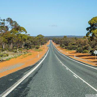 Путешествие по Австралийскому Дикому Западу, день 3. Каргурли-Эсперанс, июнь 2016