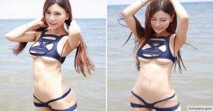 Последний писк японской моды Купальник, который этим летом должна купить каждая девушка...