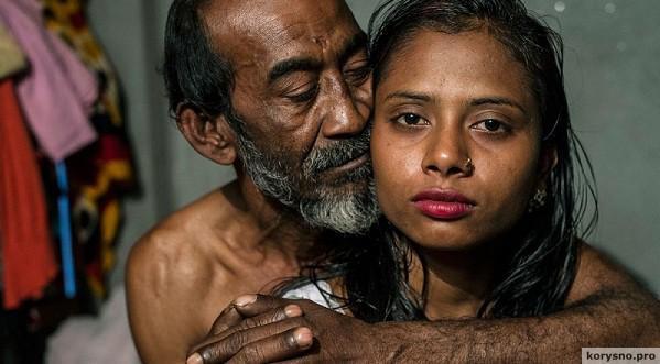 Разврат и страсть в Бангладеше... То, что происходит в стенах самого старого борделя, шокирует