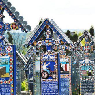 Самые удивительные и красивые кладбища мира