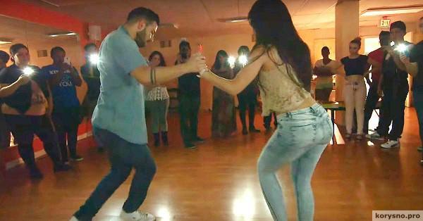 Самый сексуальный танец, который я когда-либо видел. Эта парочка рвет все шаблоны
