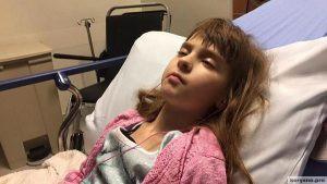 То, что сделала родня этой 7-летней девочки после ее смерти, заставит тебя плакать...