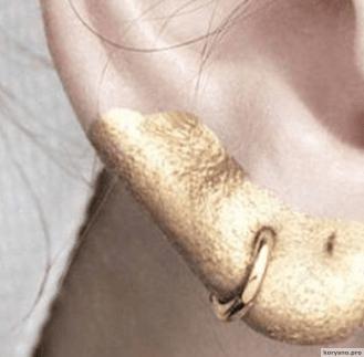 Ушной макияж — новый неожиданный тренд всполошил жителей инстаграма