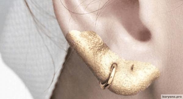 Ушной макияж — новый неожиданный тренд всполошил жителей инстаграма!
