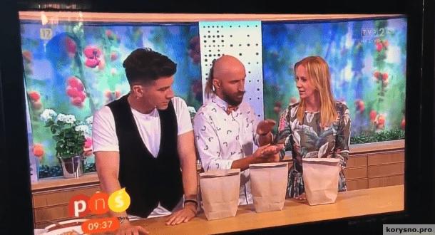 В Польщі на телевізійному шоу фокусник пробив руку ведучій