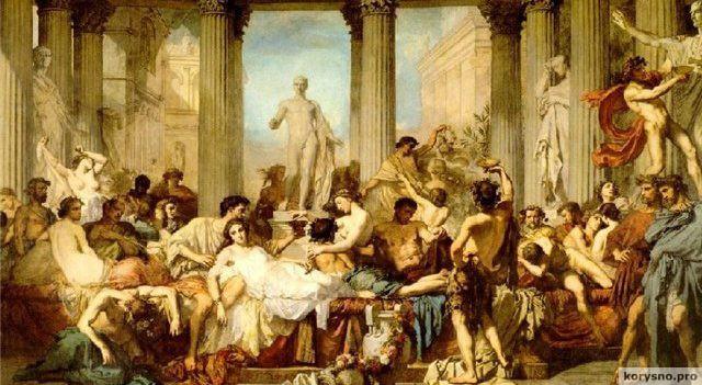 Десять фактов, которые вы, возможно, не знали о Римской империи