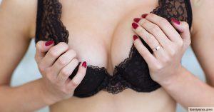 Почему грудь бугристая – и как с этим жить
