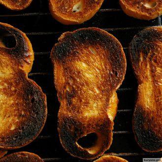 Горелый хлеб для изоляции домов и самолетов?