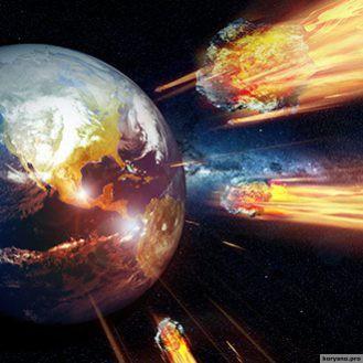 ВНИМАНИЕ! НАСА бёт тревогу! На Землю надвигается огромный астероид который уничтожит всё