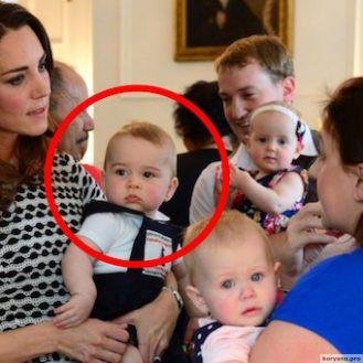 Папарацци были очень удивлены, увидев, во ЧТО были одеты дети королевской семьи…