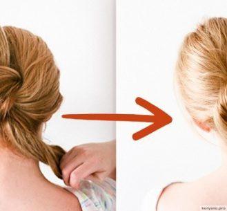 12 идей, как уложить волосы средней длины